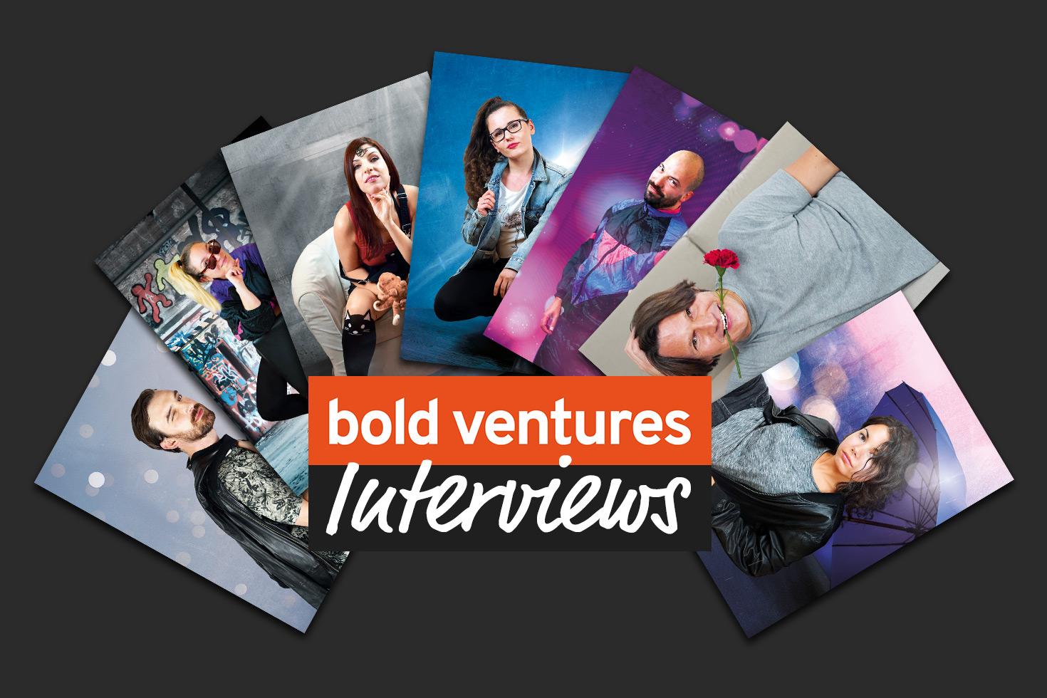 Interview-Reihe Anzeigebild