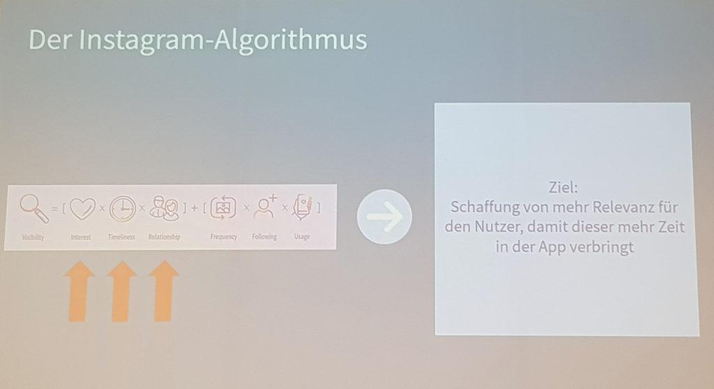 SEO für Instagram Algorithmus